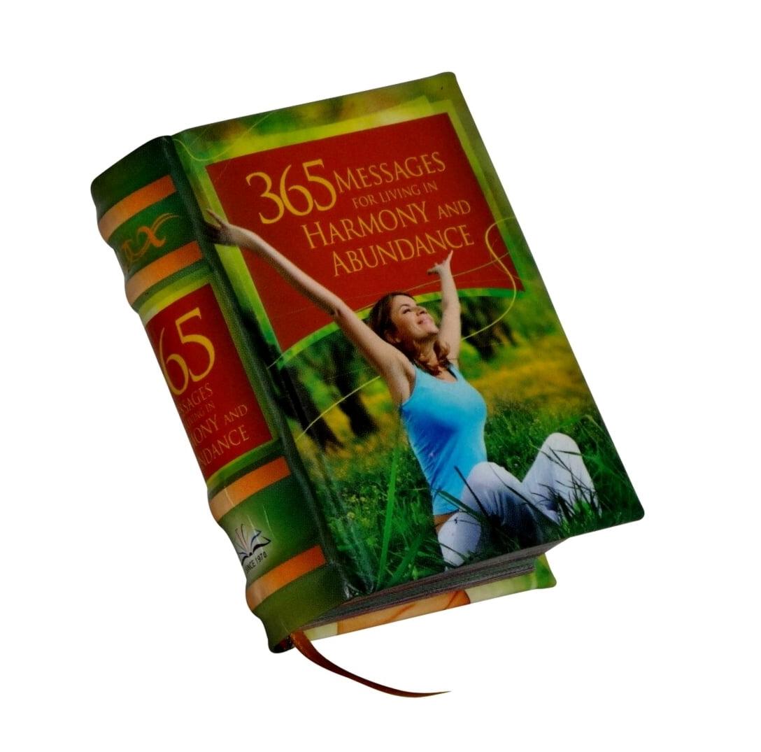 365_Messages-living-harmony-abundance-miniature-book-libro