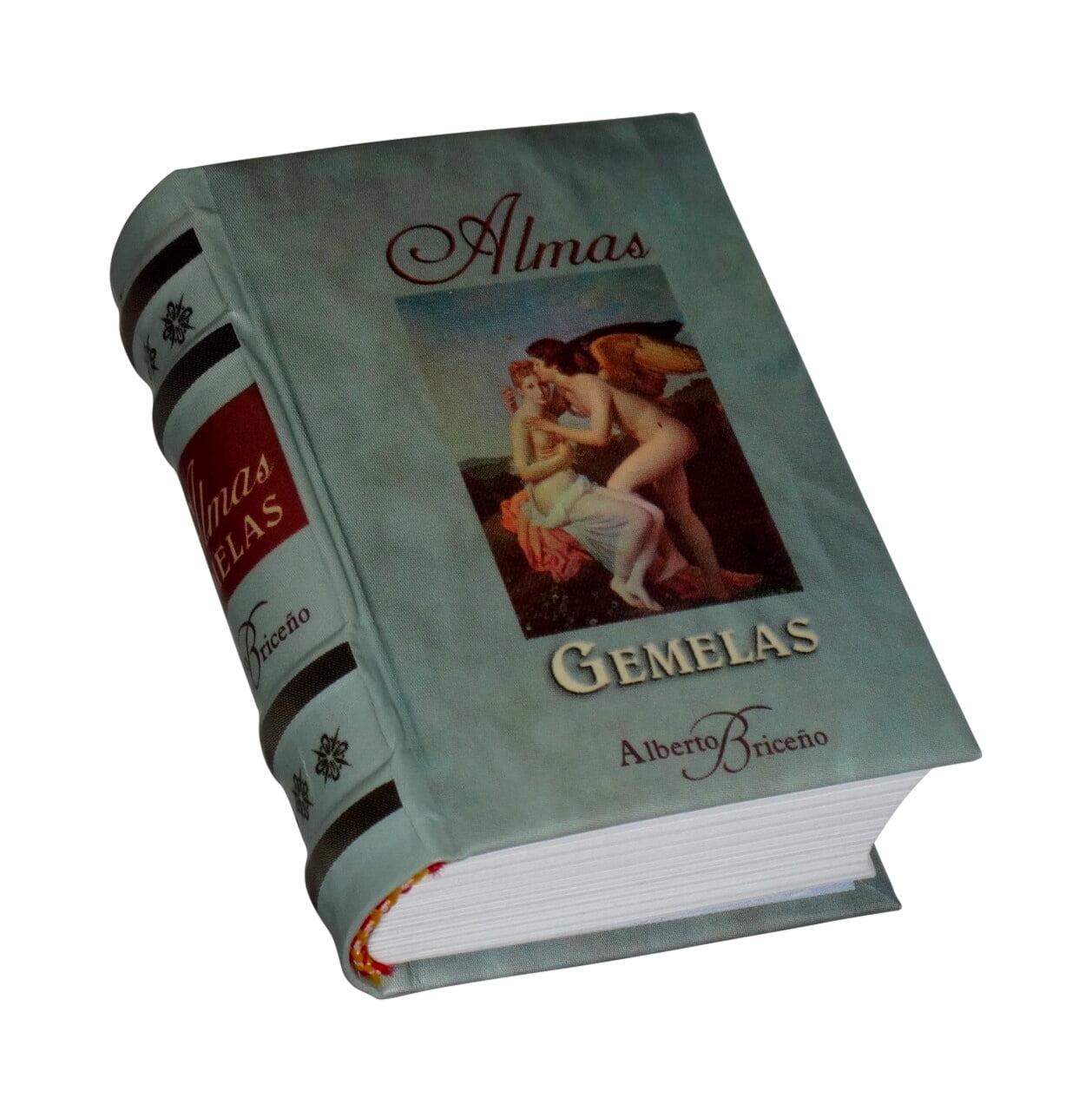 Almas_gemelas-miniature-book-libro