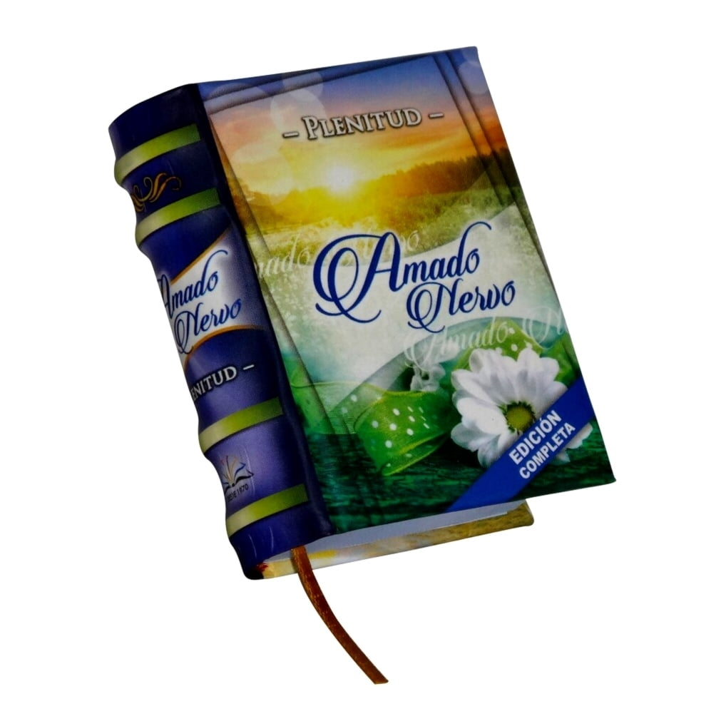 Amado_Nervo-miniature-book-libro