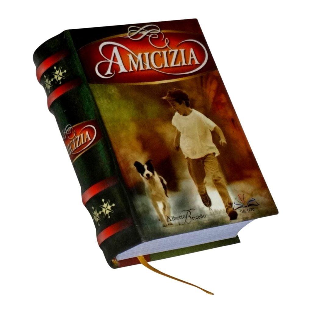 Amicizia-miniature-book-libro