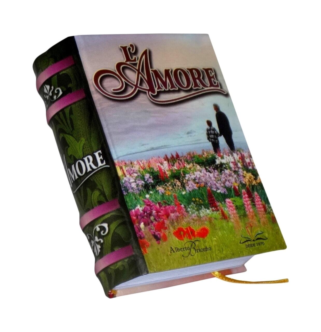 Amore-miniature-book-libro