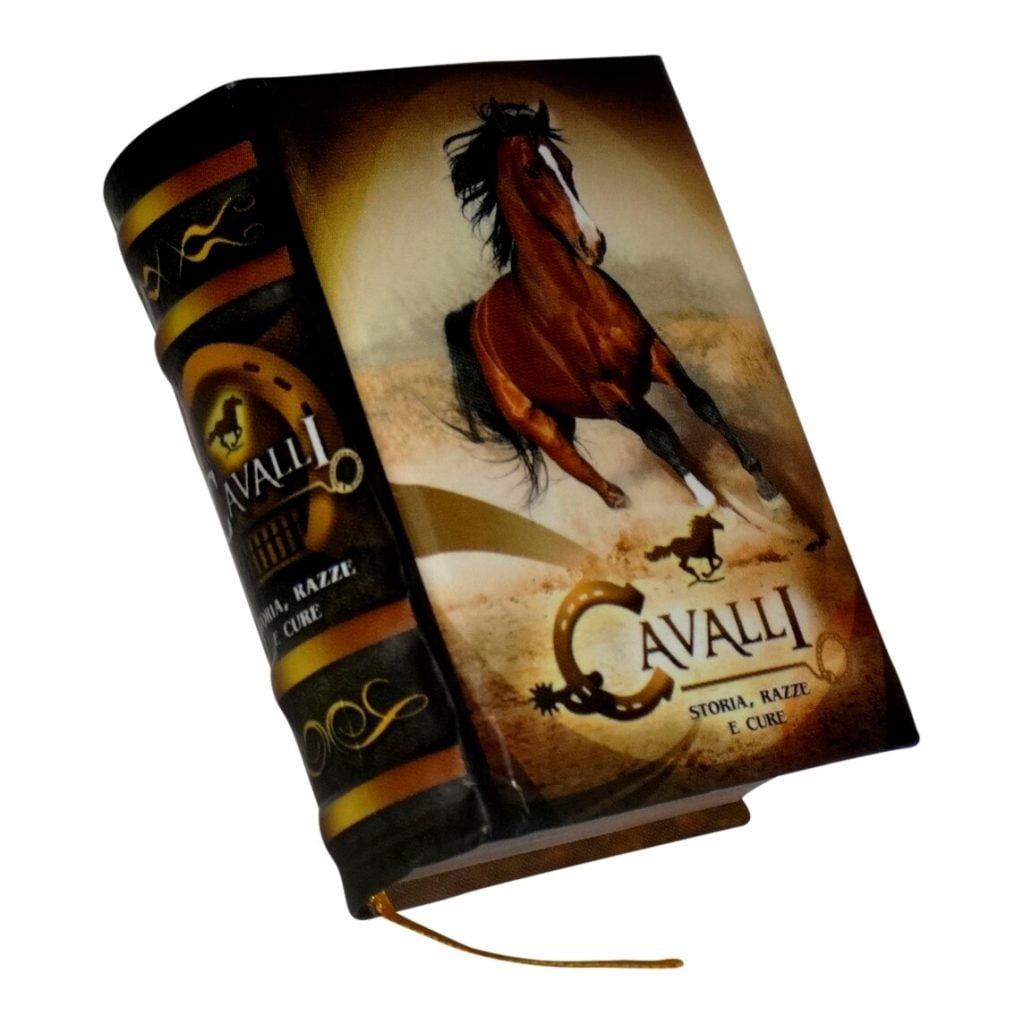 Cavalli-miniature-book-libro