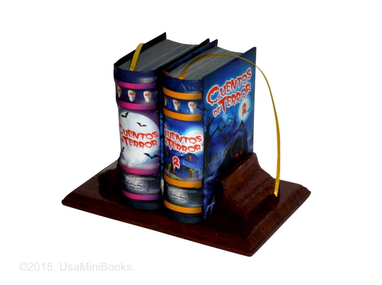 Cuentos_Terror-miniature-book-libro