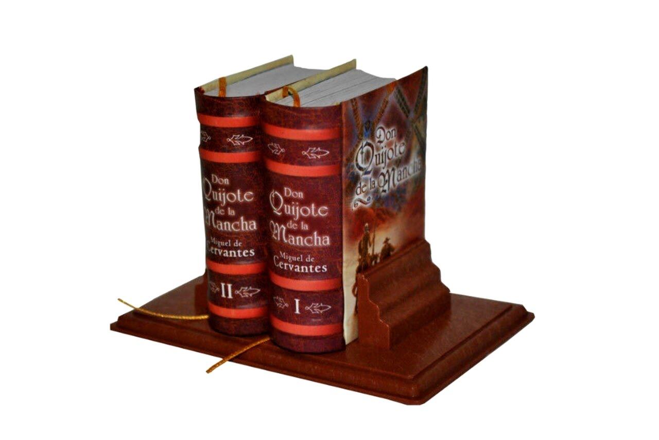 Don_Quijote-miniature-book-libro