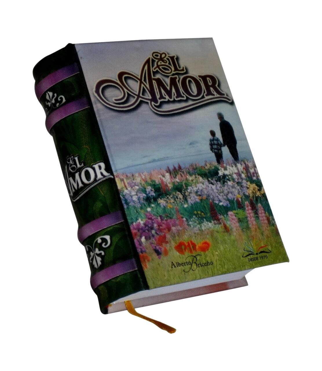 El_Amor1-miniature-book-libro