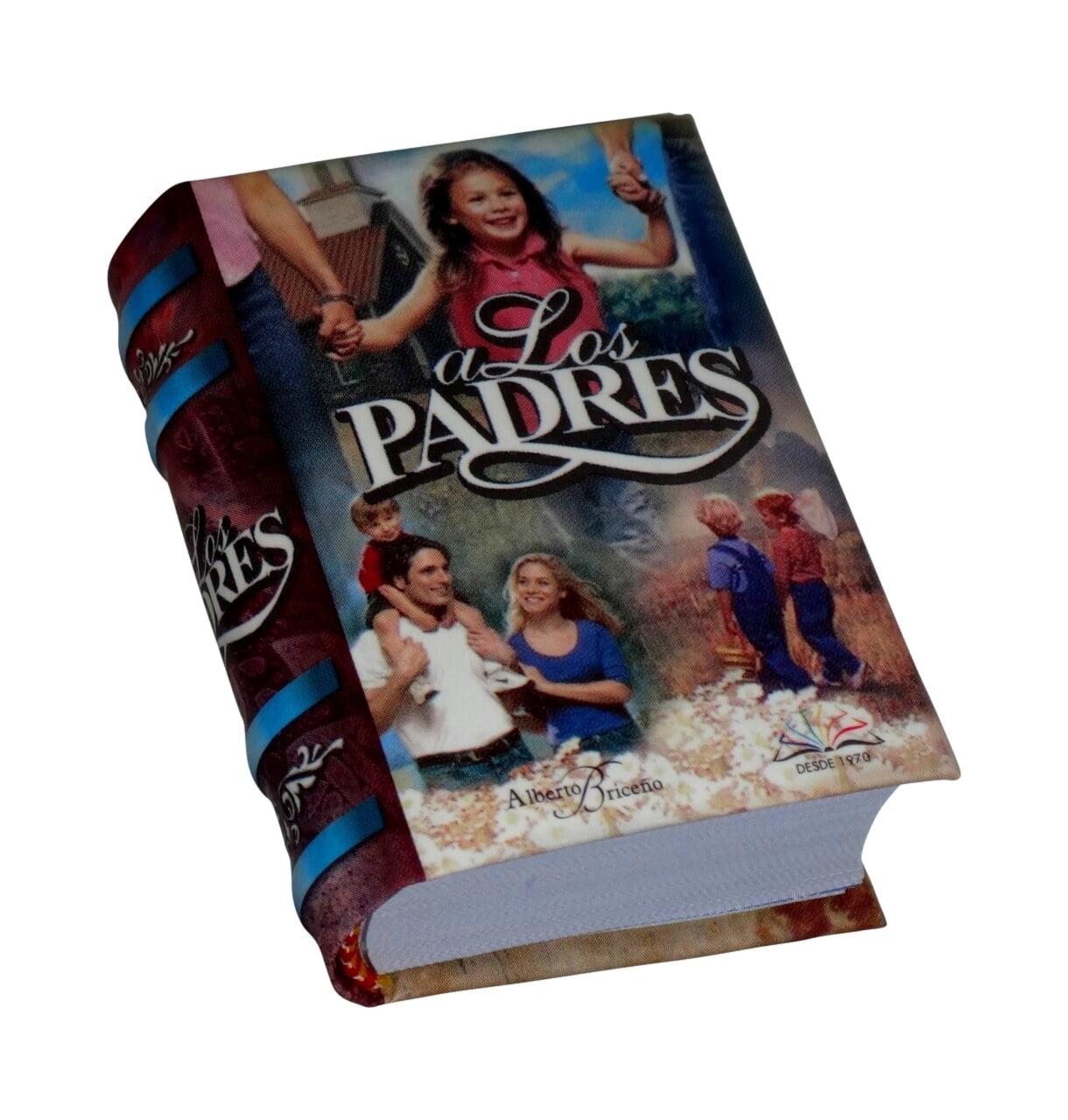 a_los_Padres-miniature-book-libro