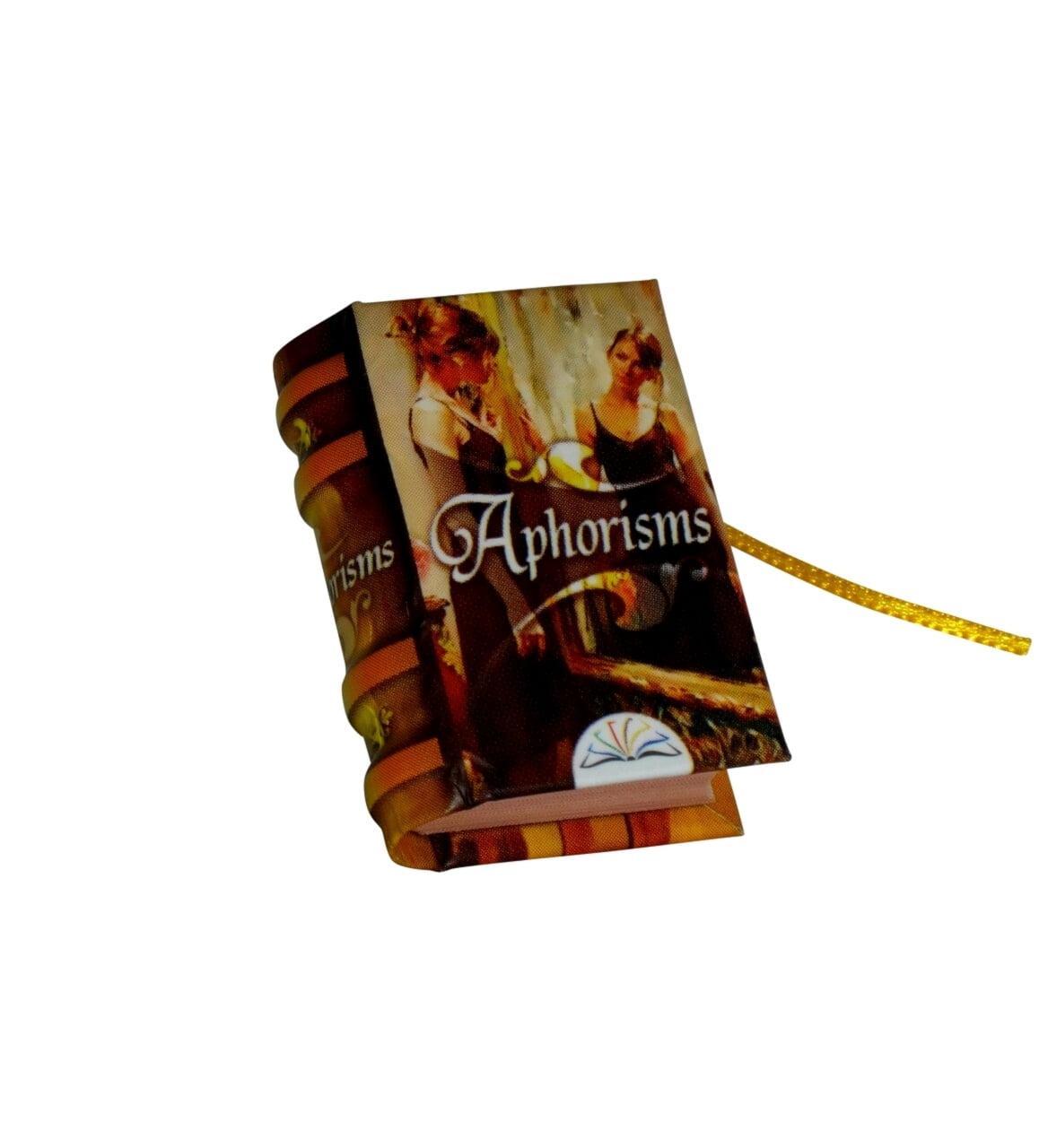 aphorisms-miniature-book-libro