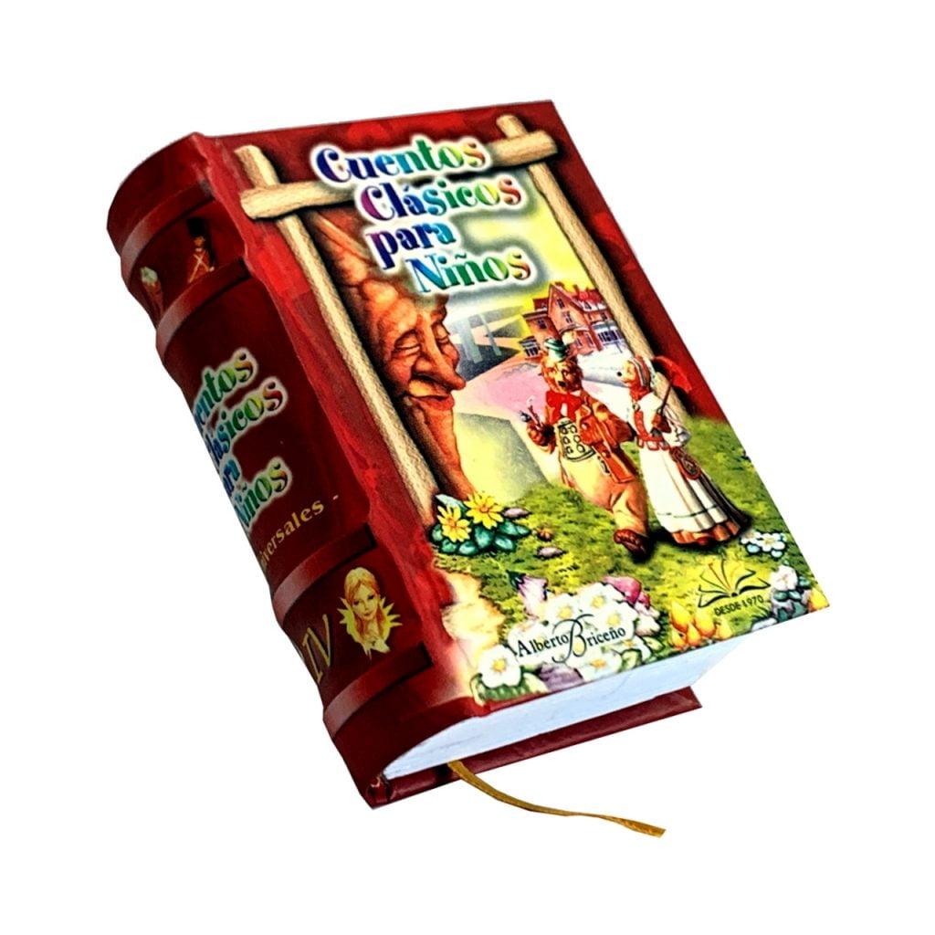 cuentos-clasicos-IV-miniature-book-libro