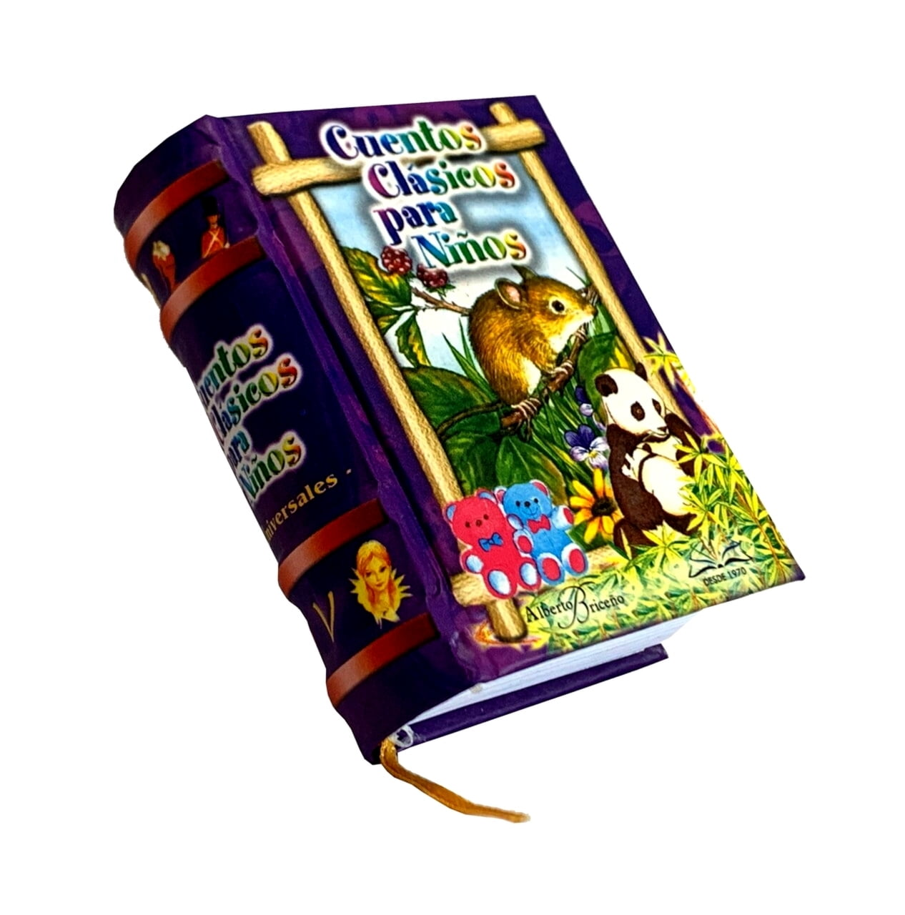 cuentos-clasicos-V-miniature-book-libro