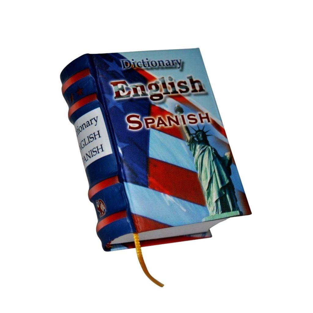 english-dictionary-miniature-book-libro
