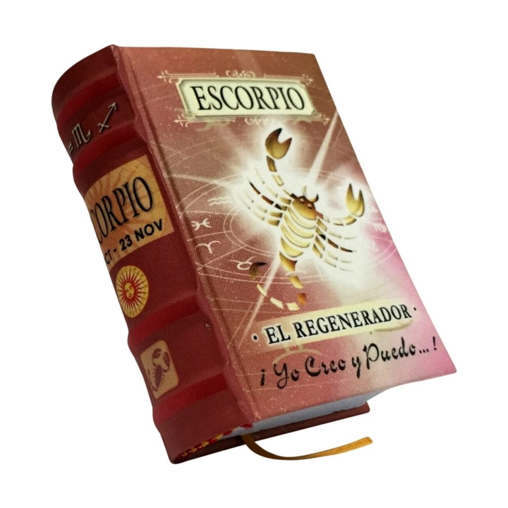 escorpio-miniature-book-libro
