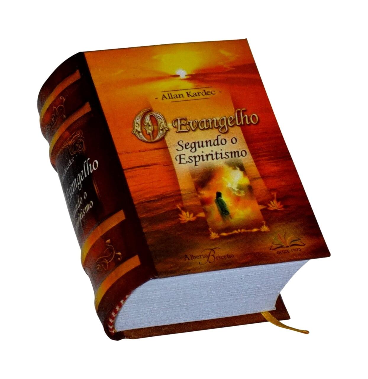 evangelho-miniature-book-libro
