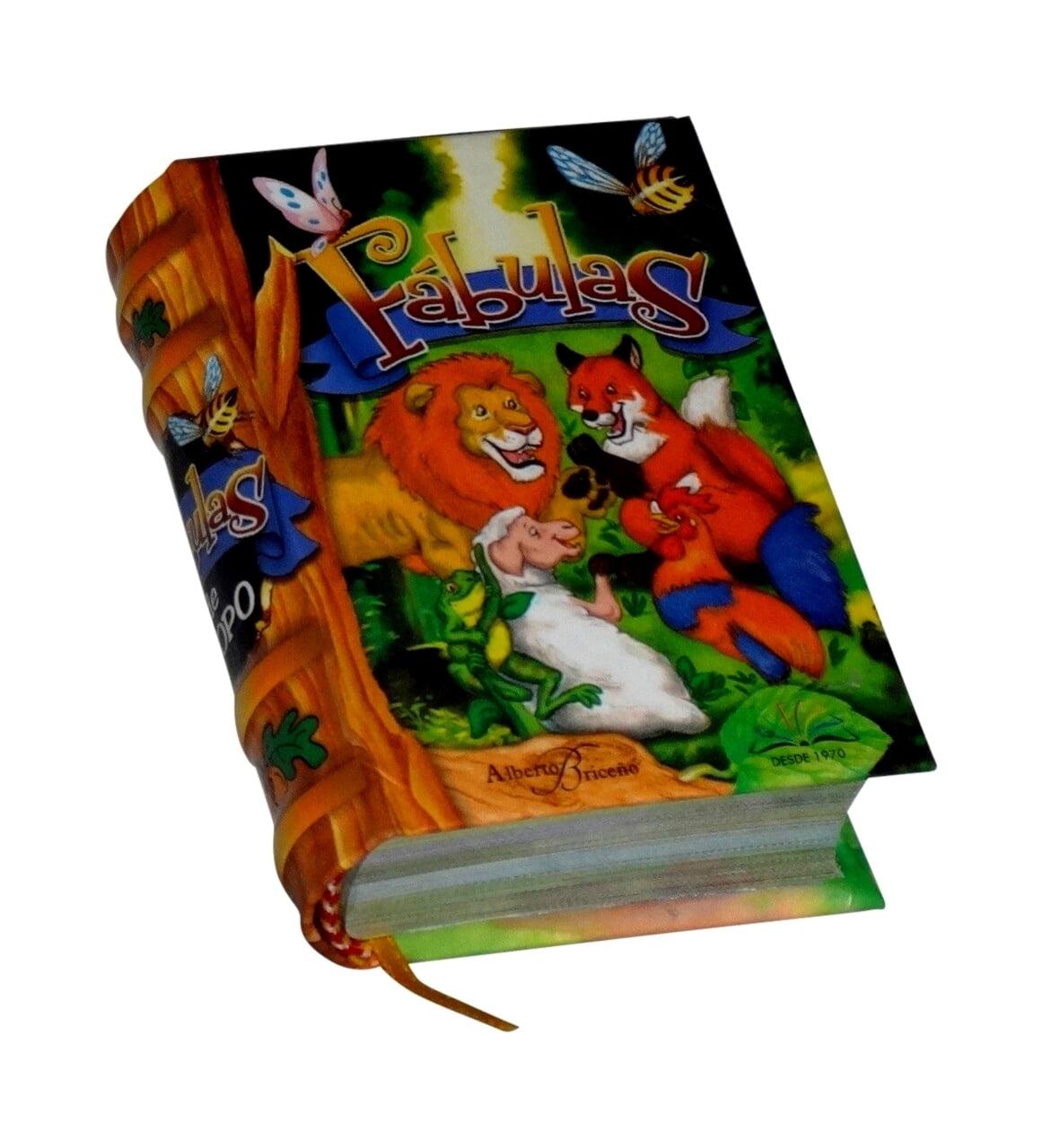 fabulas-miniature-book-libro