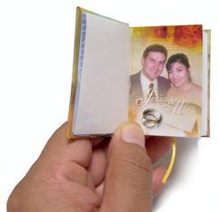 librito novios minibooks