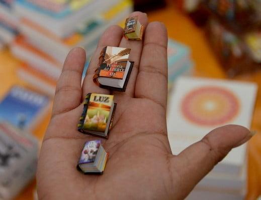 Minilibros Biblia Miniature Book Smallbook