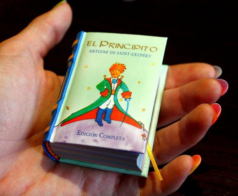 Principito Miniatura Book 6